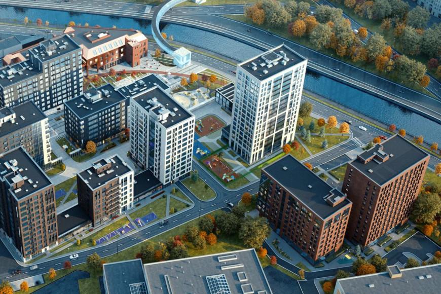 Жилой комплекс «Резиденции архитекторов»
