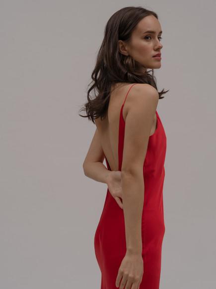 Шелковое платье To Be Woman, 9900 руб.