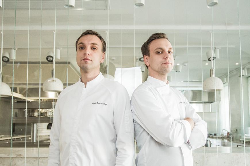 Братья Иван и Андрей Березуцкие, Twins Garden