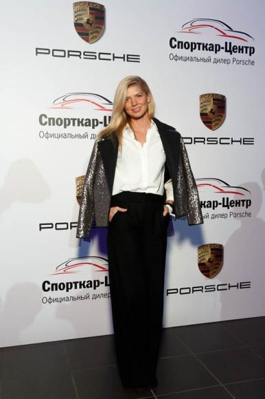 Анастасия Задорожная, актриса