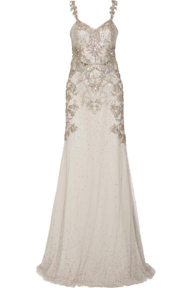 Платье, Alexander McQueen (net-a-porter)