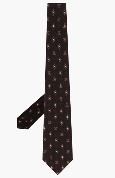Галстук Zegna Couture (ЦУМ), 17 950 руб.