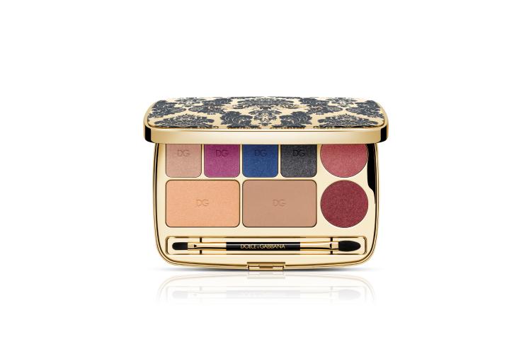 Палетка Mysterious Baroque Makeup Essential Palette,Dolce & Gabbana
