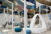 Фото: Аэропорт Платов, бизнес-зал внутренние линии / архитектурное бюро Nefa Architects