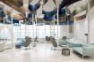 Фото:Аэропорт Платов, бизнес-зал внутренние линии / архитектурное бюро Nefa Architects